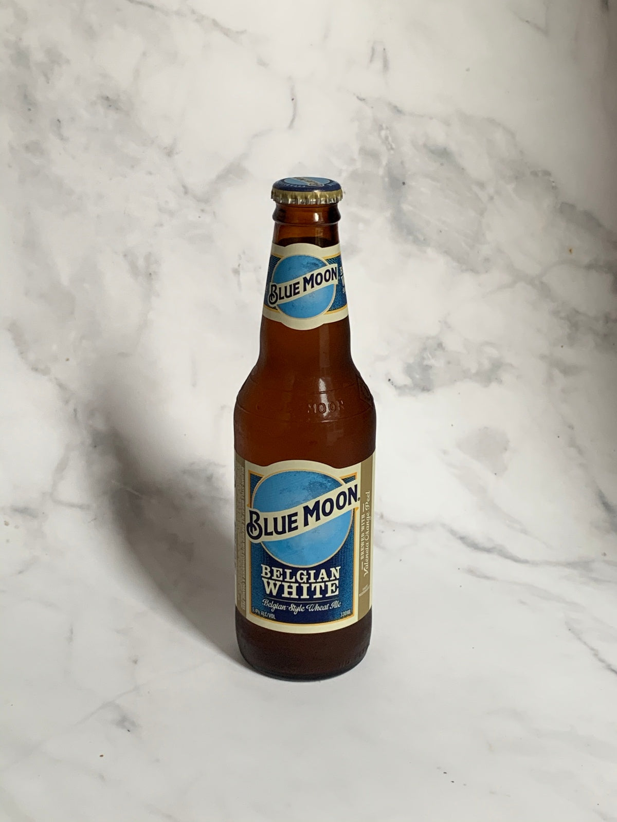Blue Moon White Ale (Single or 6 Pack)