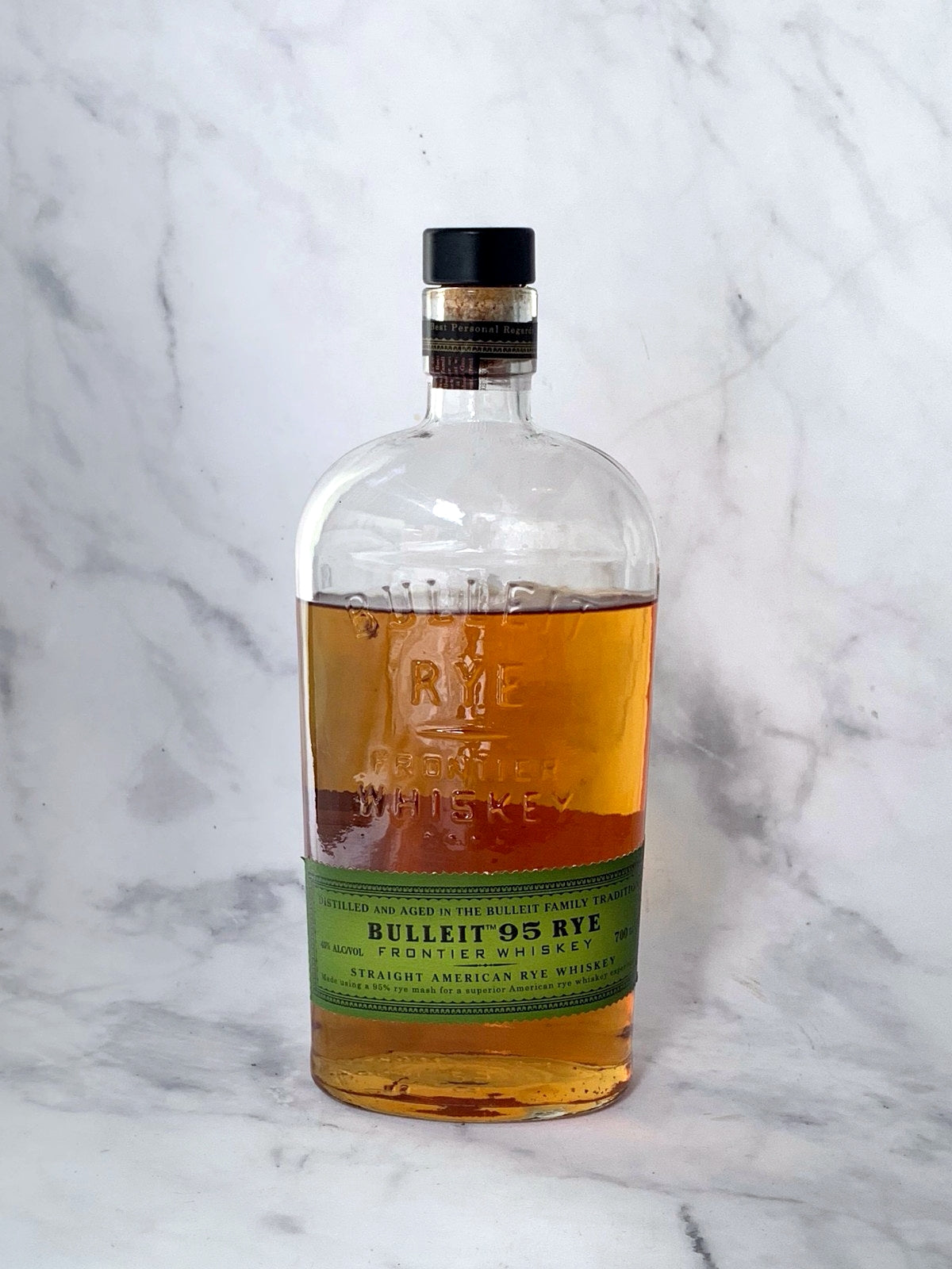 Bulleit Rye Whiskey (50ml serve)