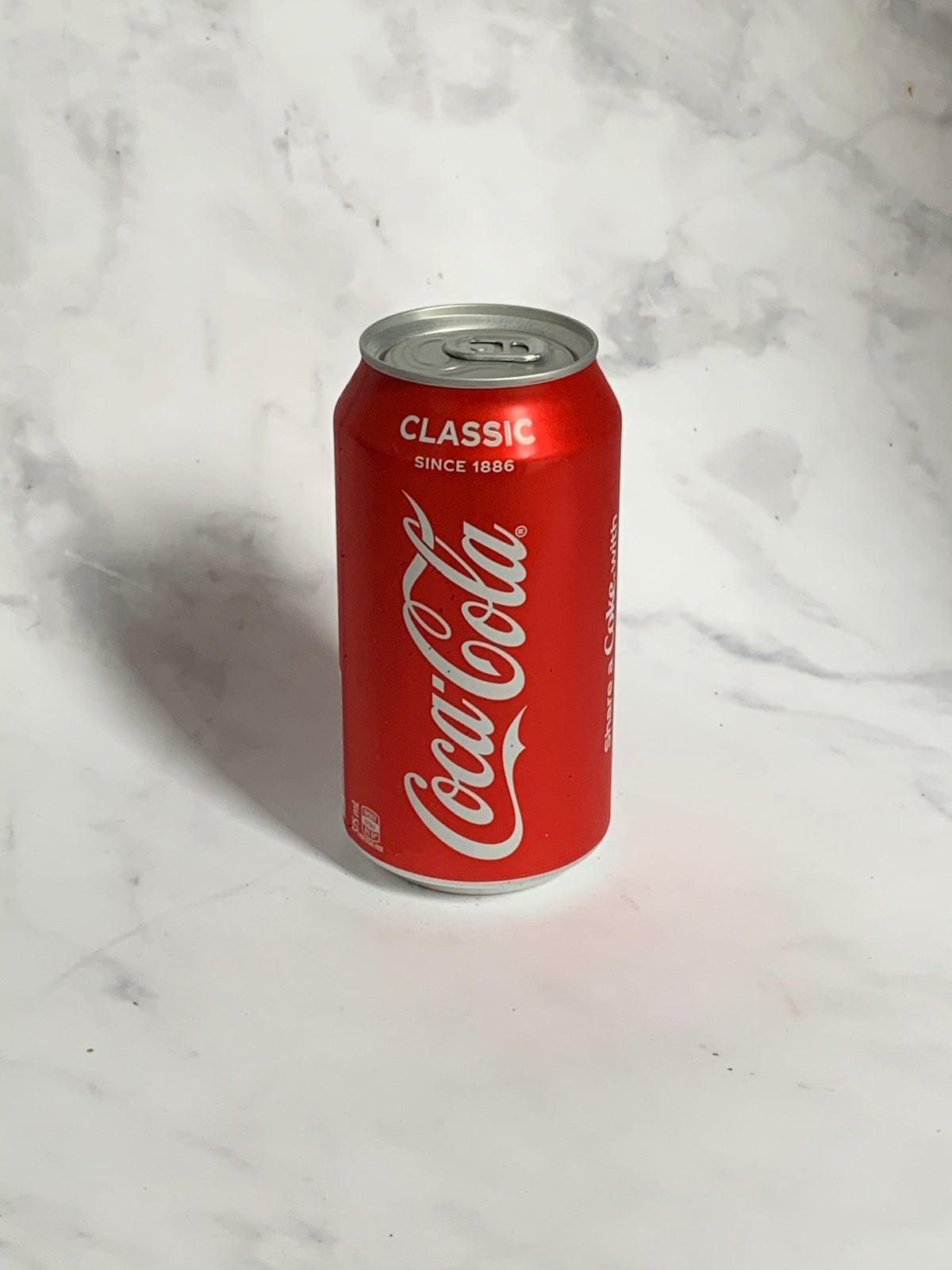 Coke Can Single or 6 Pack