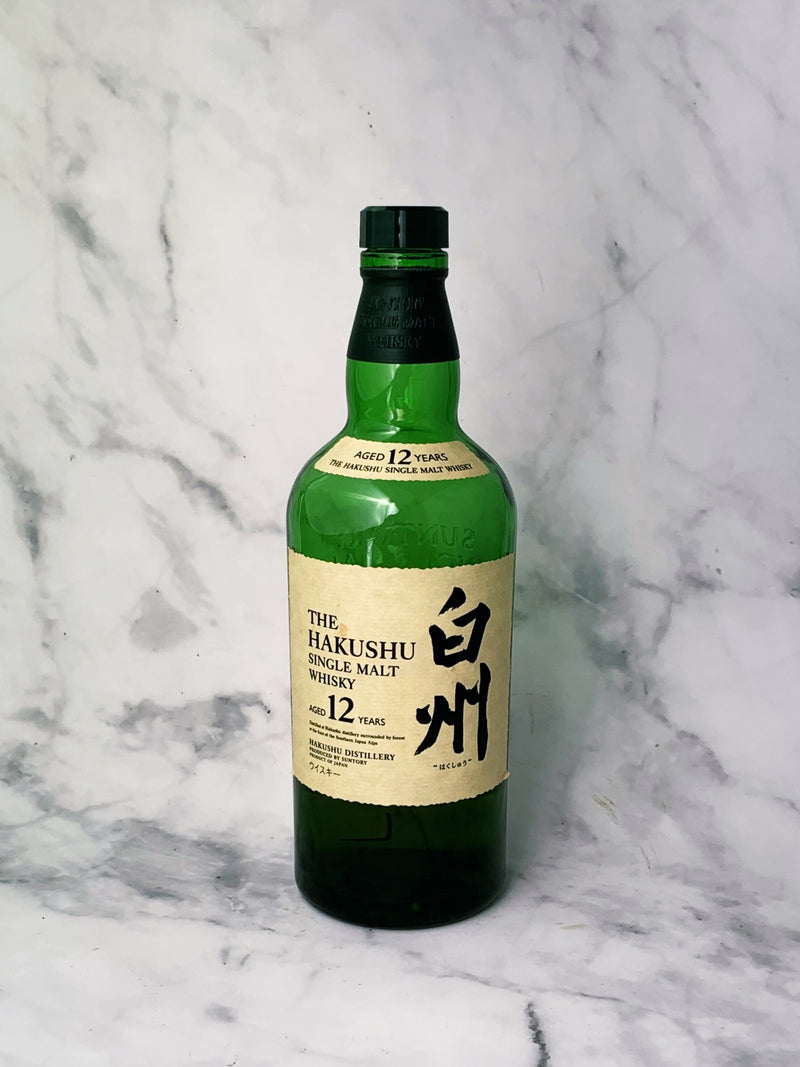 Hakushu 12 (50ml serve)