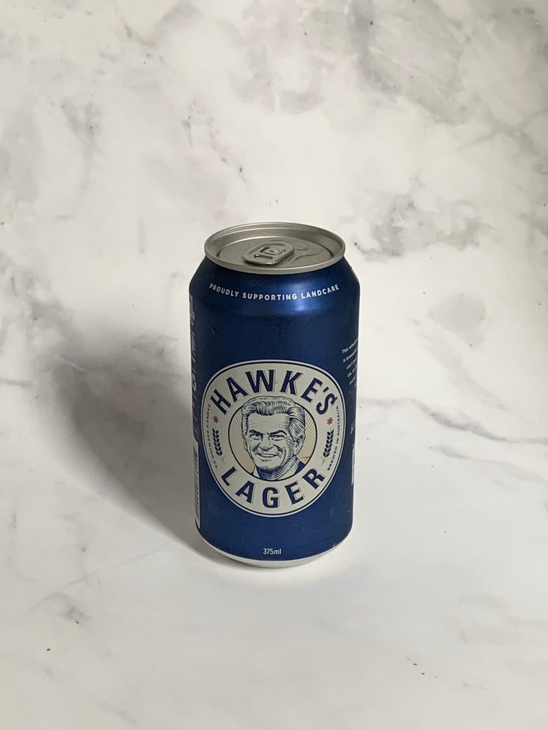 Hawke's Lager (Single or 6 Pack)