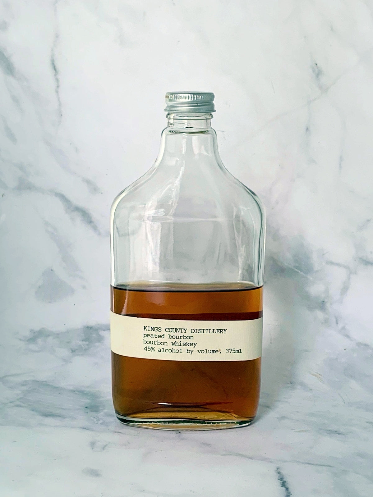 Kings County Distillery Peated Bourbon Whiskey (50ml serve)