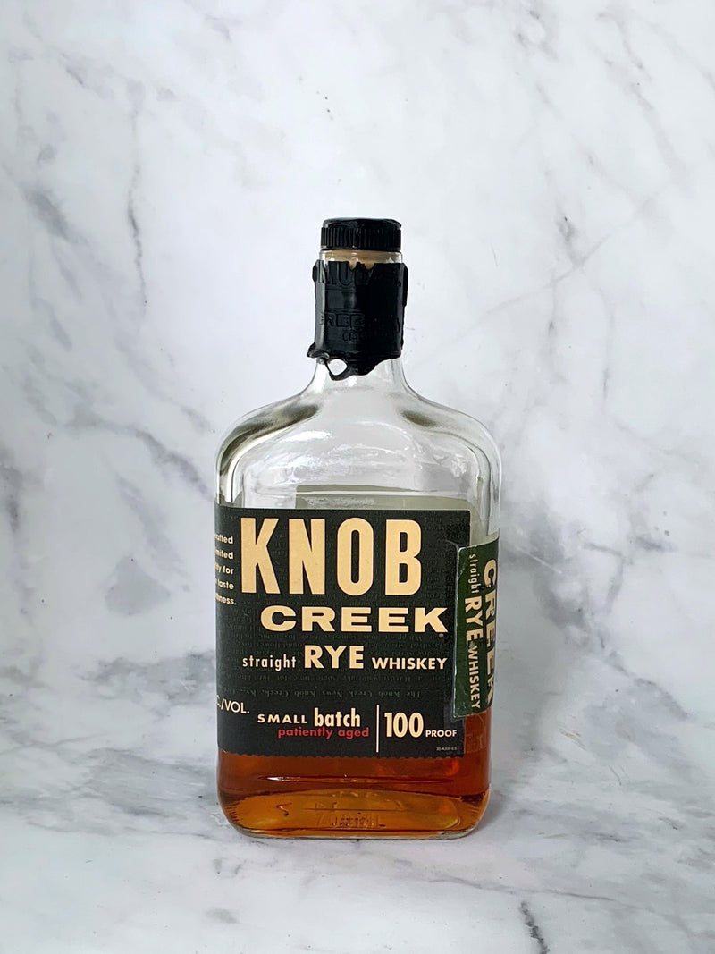 Knob Creek Straight Rye Whiskey (50ml serve)