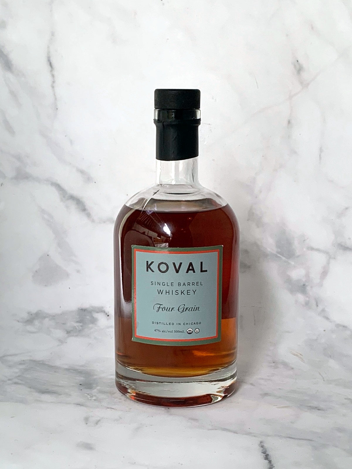 Koval Four Grain Single Barrel Whiskey (50ml serve)