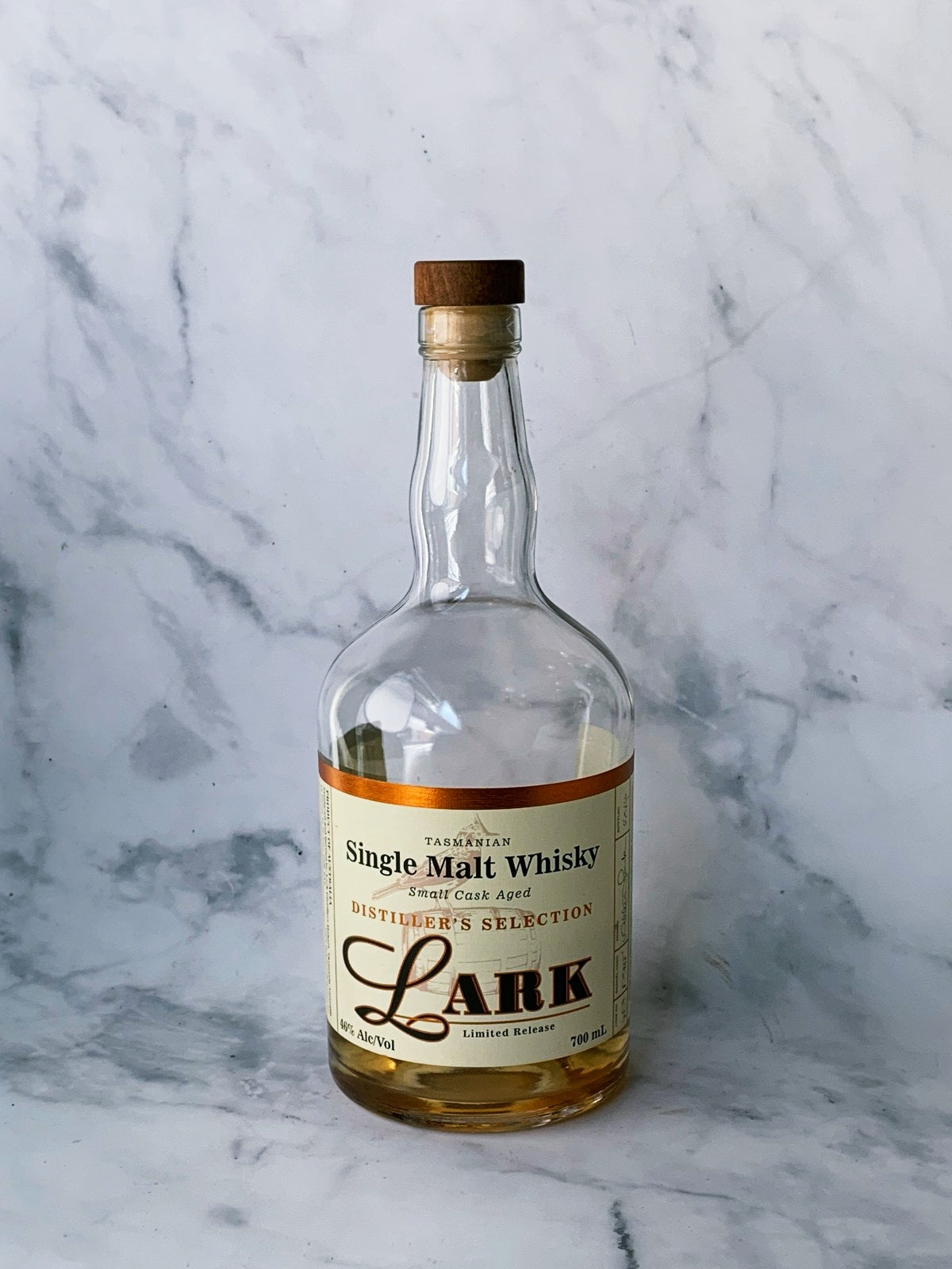 Lark Distillers Selection Single Malt Whisky (50ml serve)