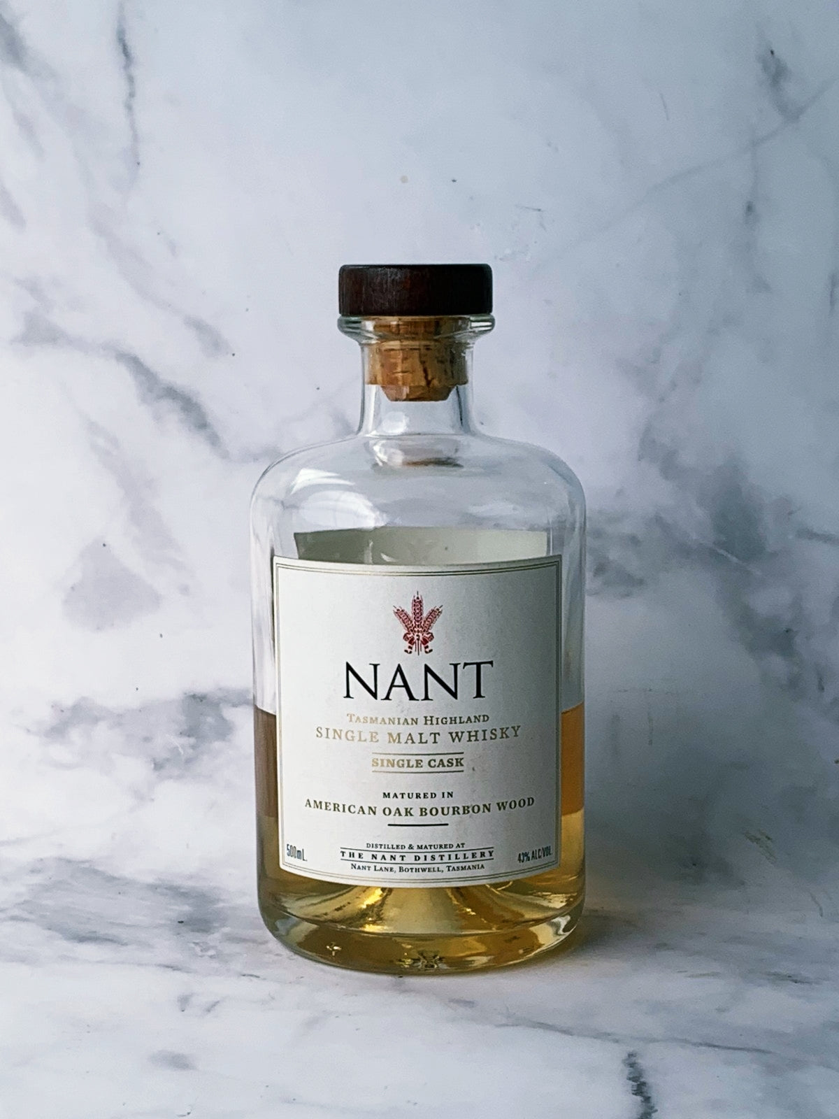 Nant Bourbon Cask (50ml serve)
