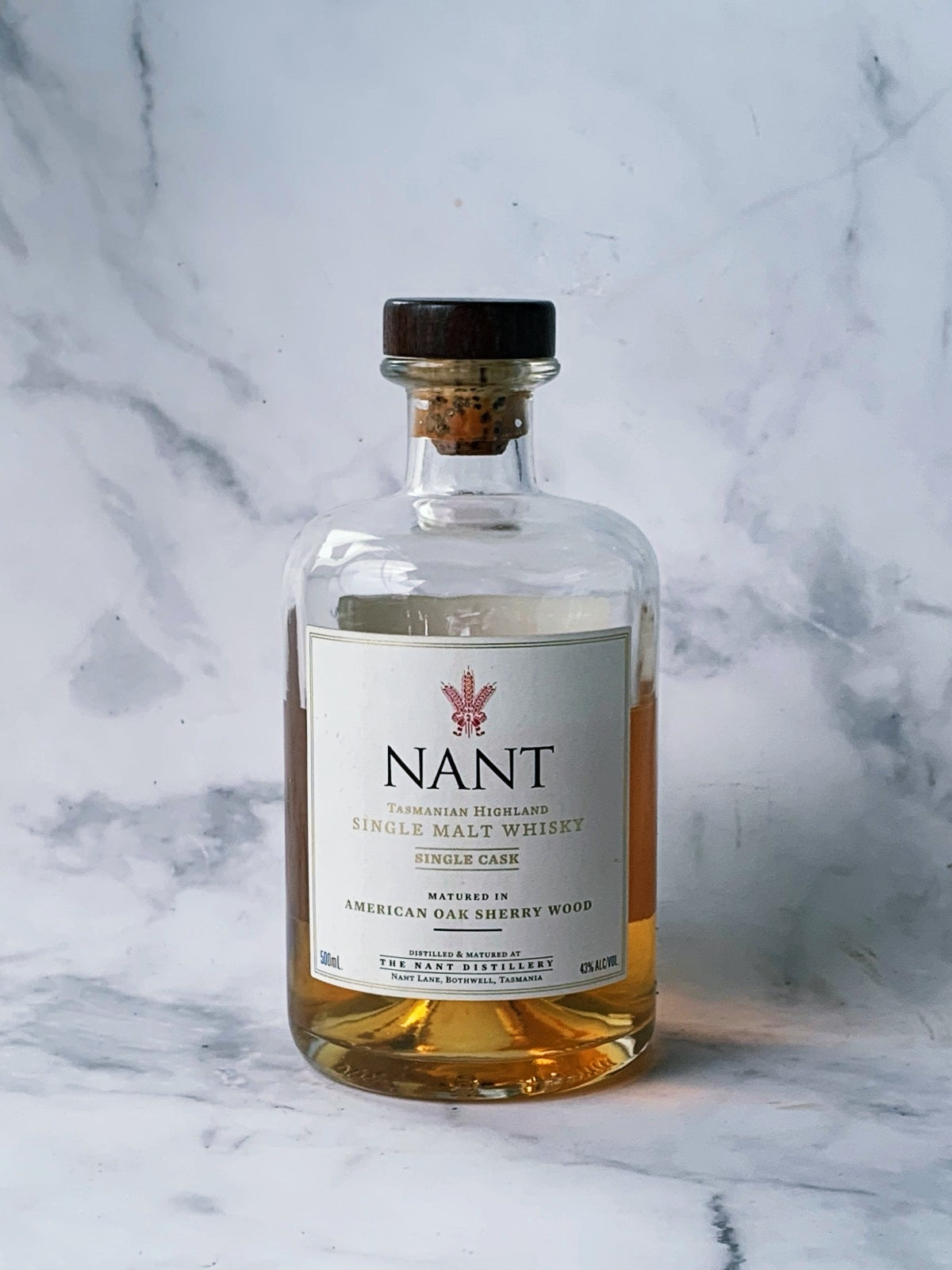 Nant Single Malt Sherry Wood (50ml serve)