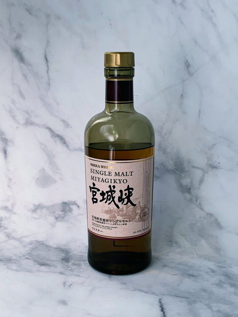 Nikka Miyagikyo Single Malt (50ml serve)