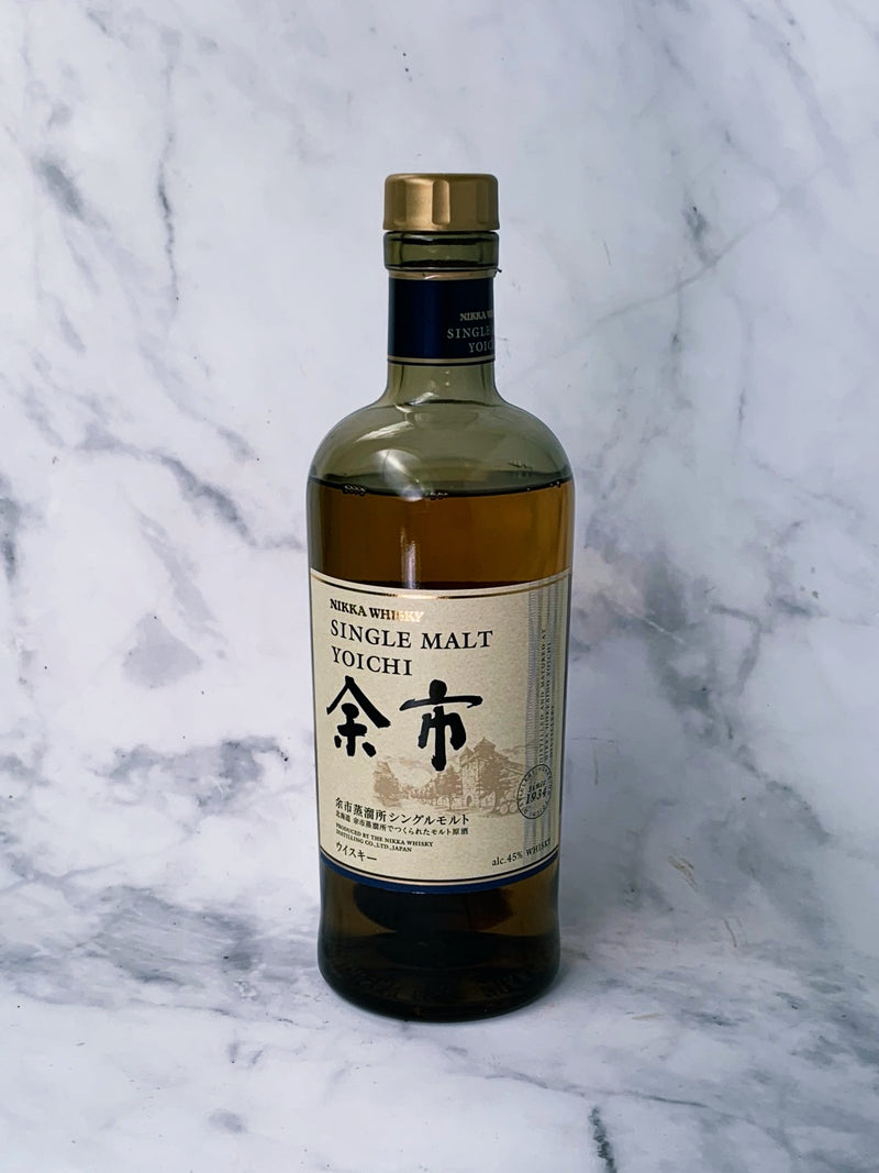 Nikka Yoichi Single Malt (50ml serve)