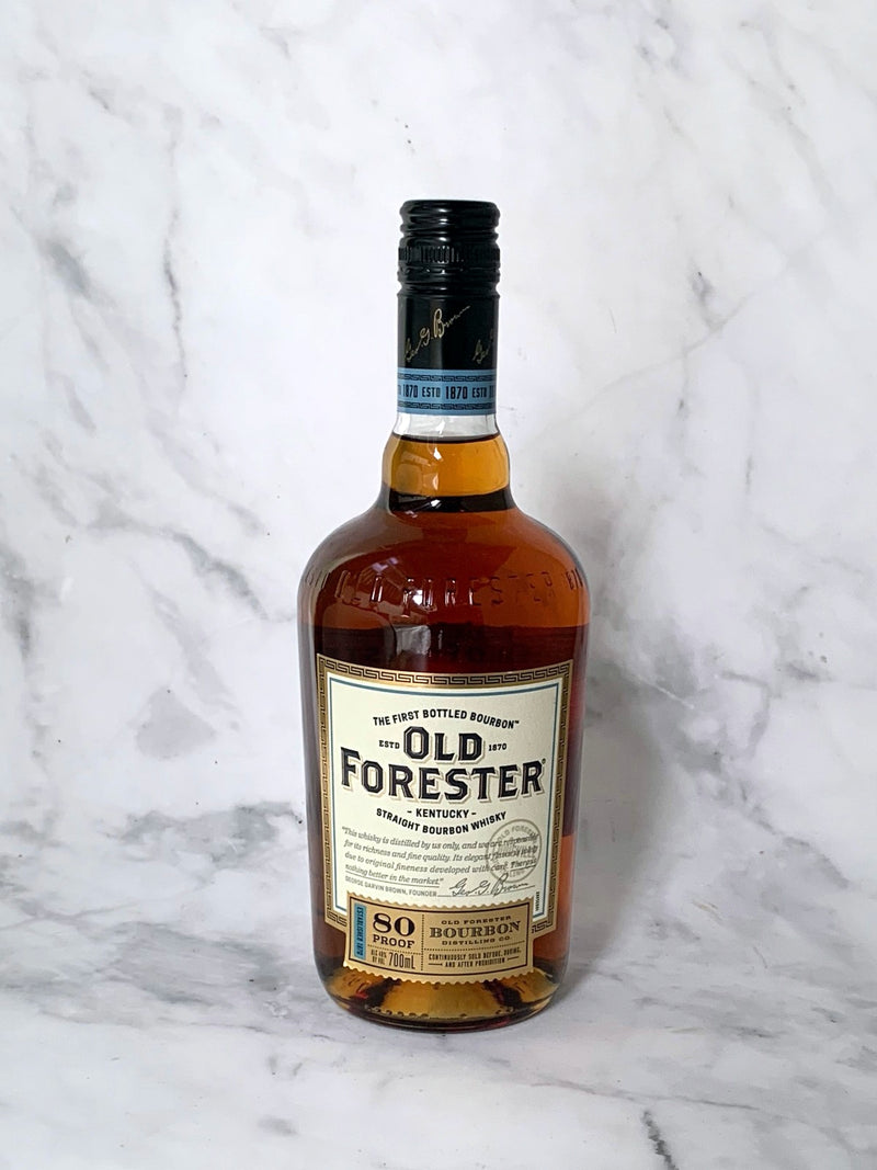 Old Forester Kentucky Straight Bourbon Whisky (50ml serve)