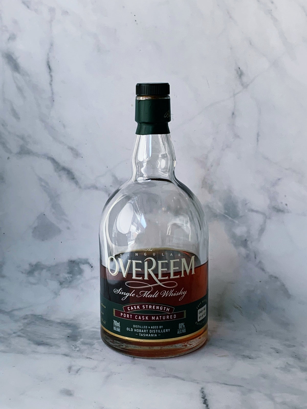 Overeem Port Cask Single Malt Whisky (50ml serve)