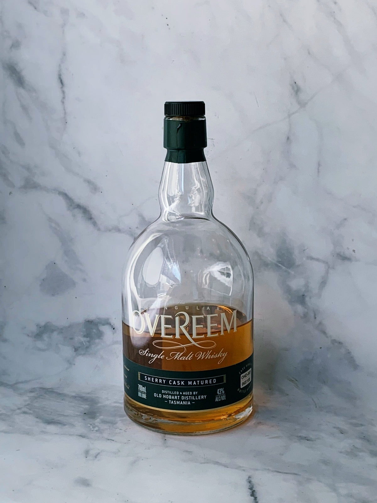 Overeem Sherry Cask Single Malt Whisky (50ml serve)