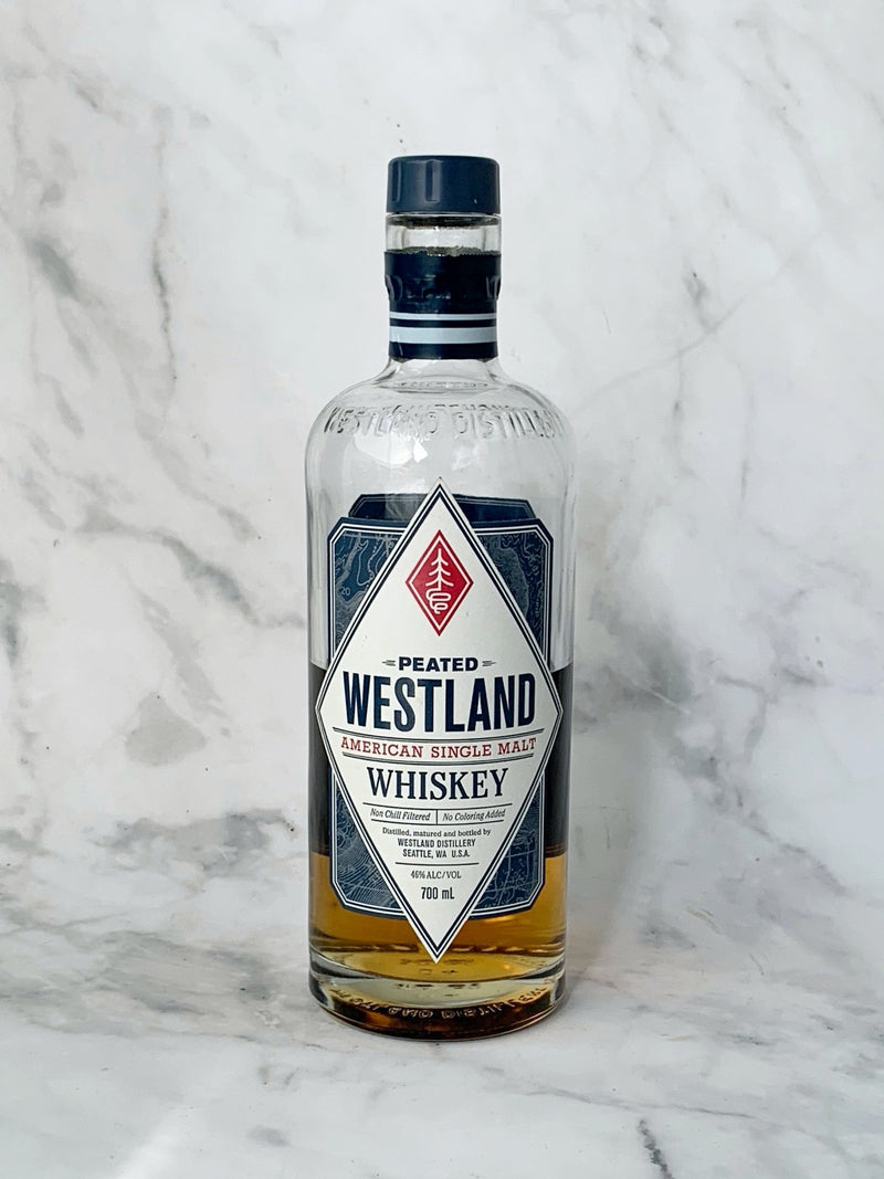Westland Peated American Single Malt Whiskey (50ml serve)