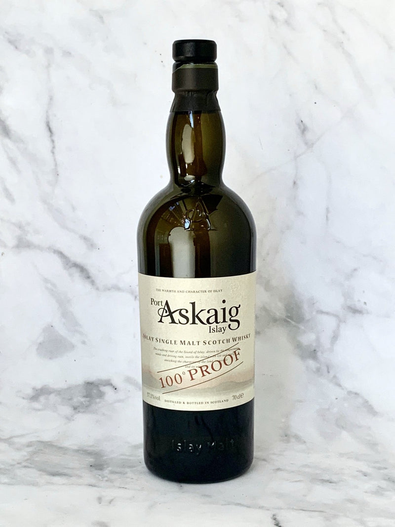 Port Askaig 100 proof (50ml serve)