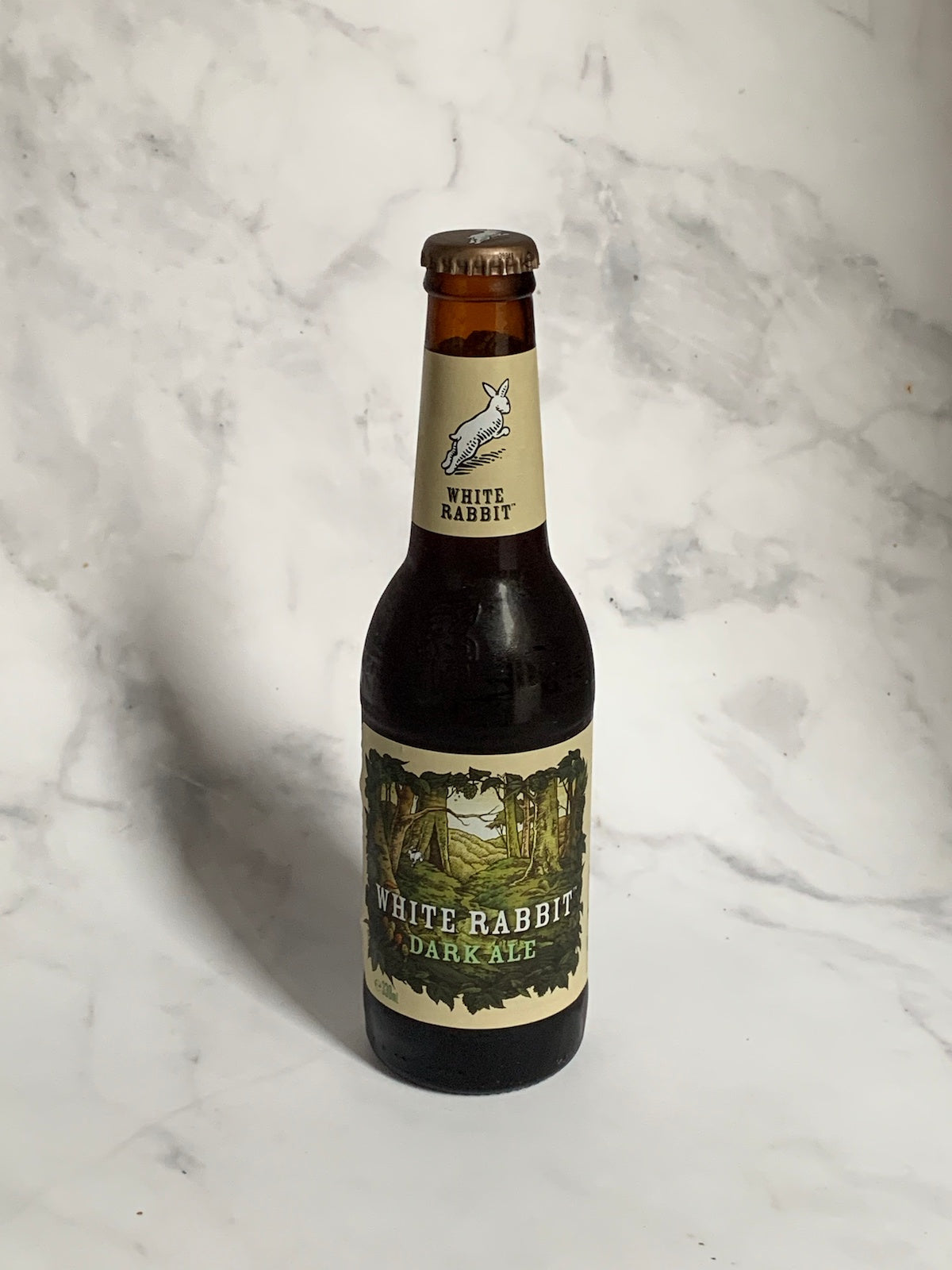 White Rabbit Dark Ale (Single or 6 Pack)