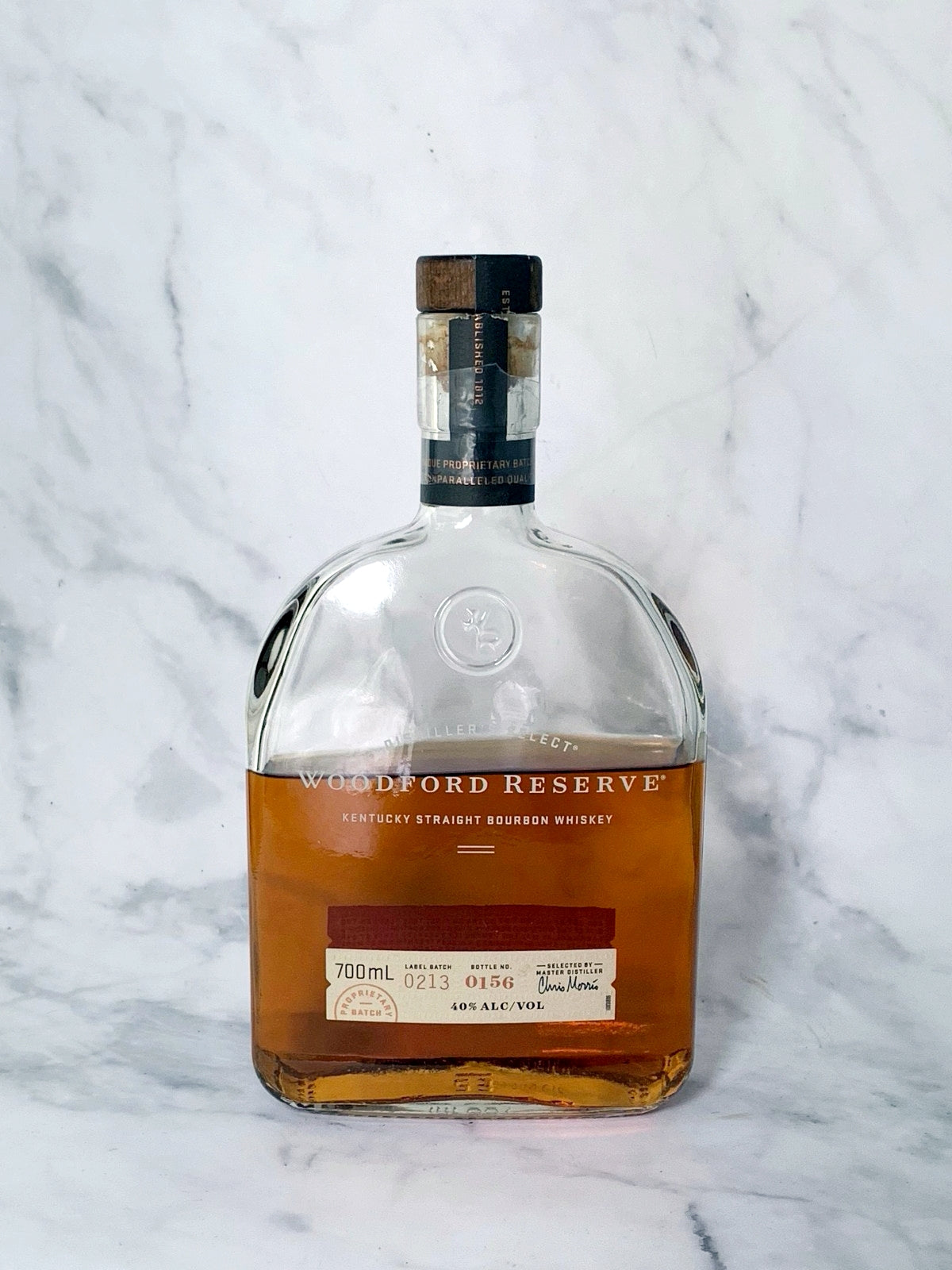 Woodford Reserve Kentucky Straight Bourbon Whiskey (50ml serve)