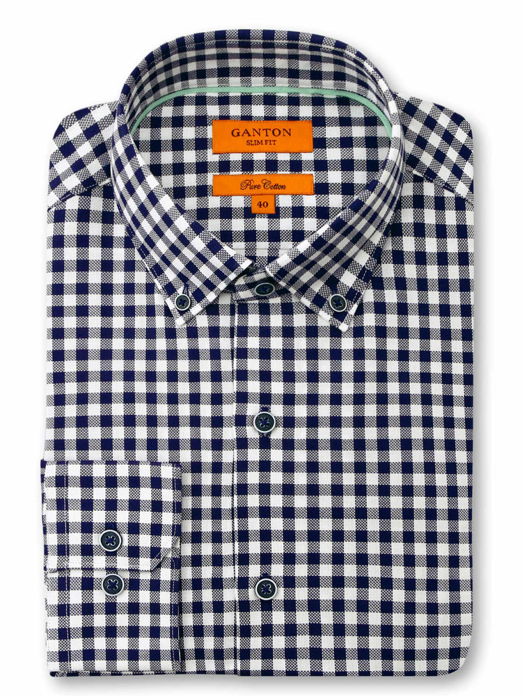 Charlton Check Shirt