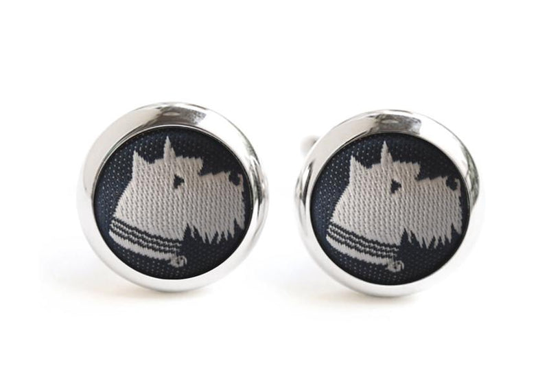 Hannmaid Dog Cufflinks