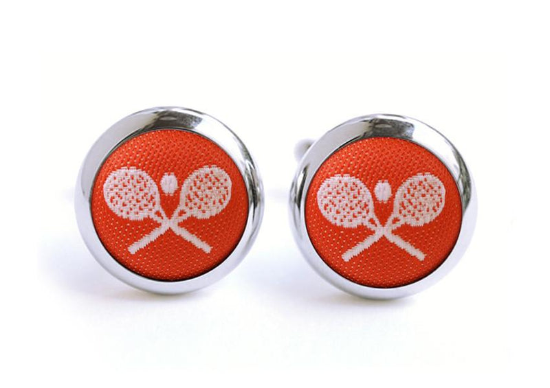 Hannmaid Tennis Cufflinks