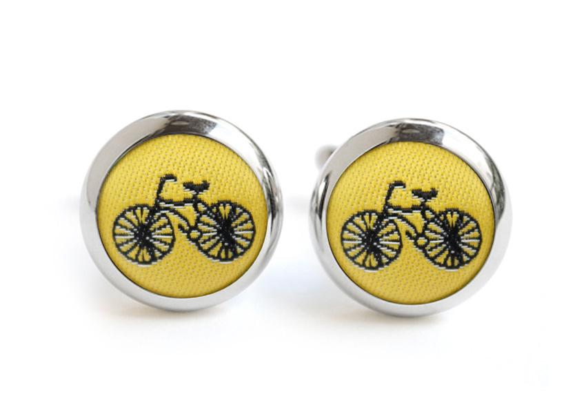 Hannmaid Bike Cufflinks