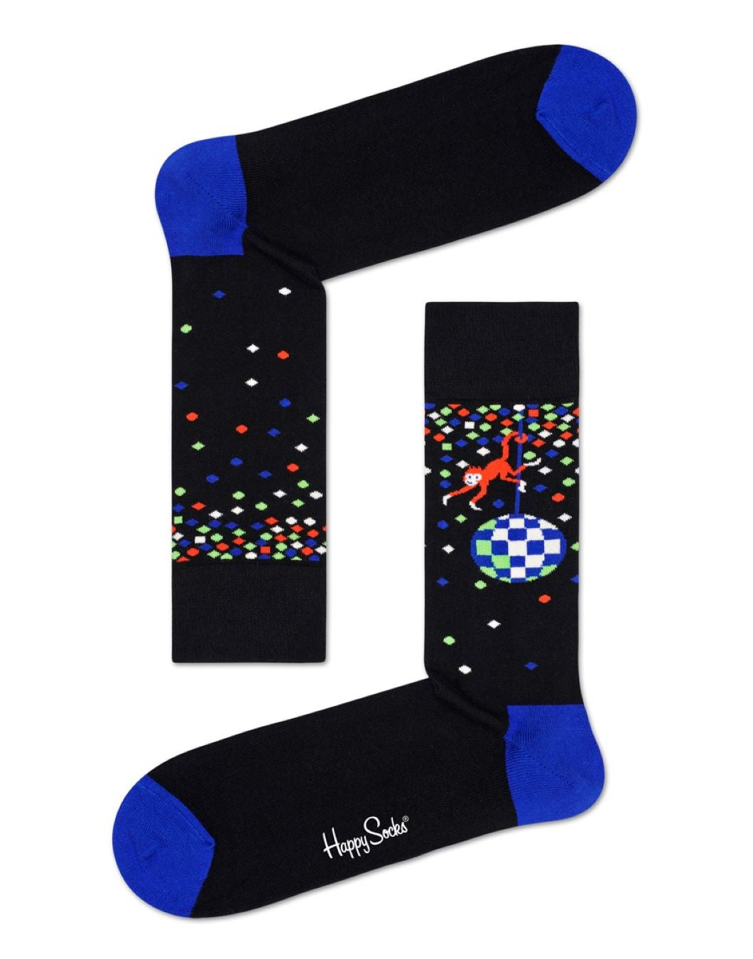 Happy Socks Disco Monkey Sock