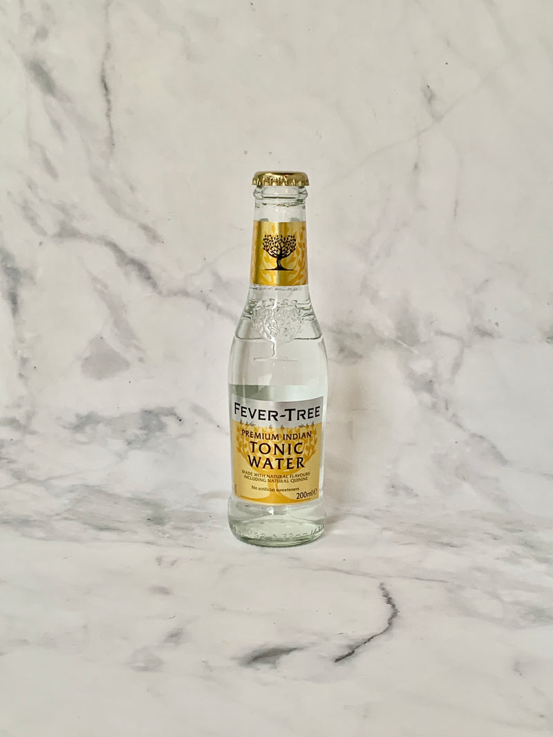 Fever Tree Indian Tonic Single or 4 Pack