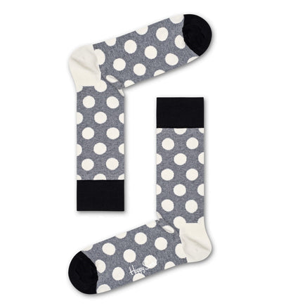 Happy Socks Black and White Gift Box