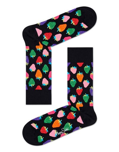 Happy Socks Strawberry Sock
