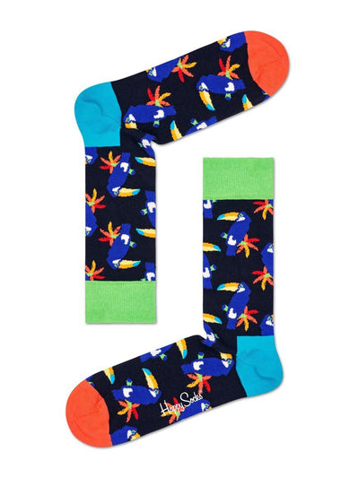 Happy Socks Toucan Sock