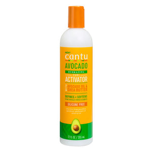 Avocado Hydrating Curl Activator Cream
