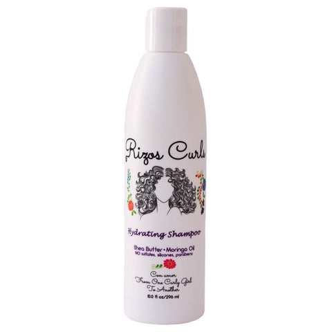 Hydrating Shampoo (10fl oz / 296 ml)