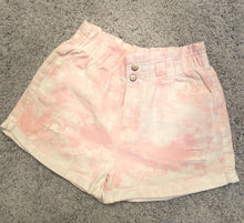 Load image into Gallery viewer, TIE DYE HIGH WAISTED SHORTS