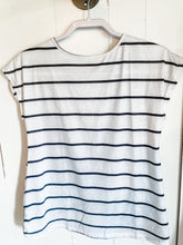Load image into Gallery viewer, Multicolor Stripes Knit Tank Top
