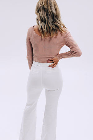 FLARE BOOTCUT PANTS