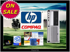 HP C2D 3.0GHZ 4GB 500GB Win7 Pro32bit DC7700 DESKTOP