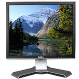 💗DELL 17 inch 1707FP 1708FP LCD Monitor 1280x1024/600:1 Native/8ms/DVI/VGA/Black