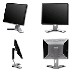 💗DELL 19inch 1907FP 1908FP LCD Monitor 1280x1024 700:1 Native 8ms DVI/VGA/Black