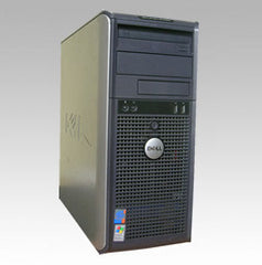Dell C2D 3.0GHZ 8GB 500GB W7 64bit Dell OptiPlex 330 360 745 755 760 Tower Computer - Refurbished - Intel Core 2 Duo - Windows 7 Professional