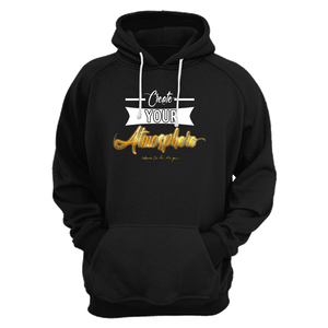 'Create Your Atmosphere' Hoodies