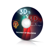Load image into Gallery viewer, 3D's Vs. 3D's - The Spirit of Delusion