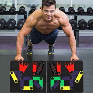 Push Up Board Full System