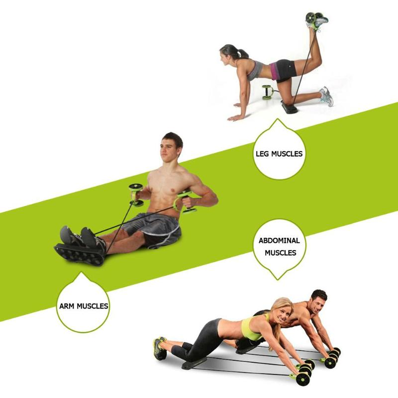 Home Gym Abs Workout Roller