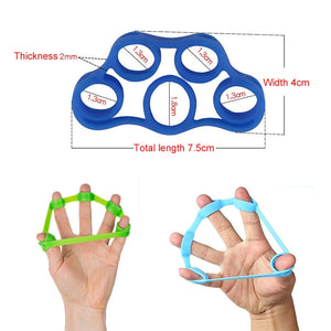 Finger Grip Crimp Training Resistance Bands
