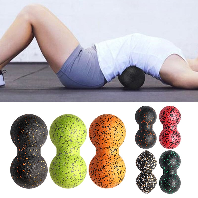 Fitness Peanut Massage Ball