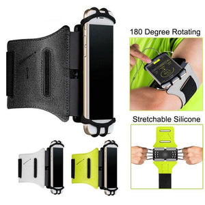 Arm Phone Holder-Running Phone Armband
