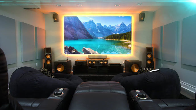 Buying Home Theater Seating Online