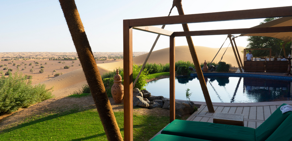 Chufy at Al Maha Desert Resort