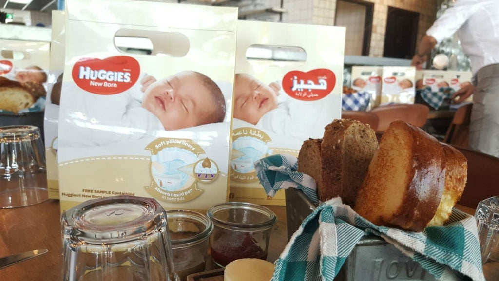 Huggies Coffee Morning – Sleeping in New Borns'