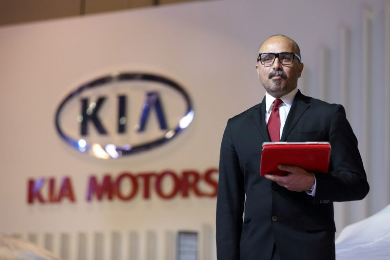KIA Marque & Dealer Launch
