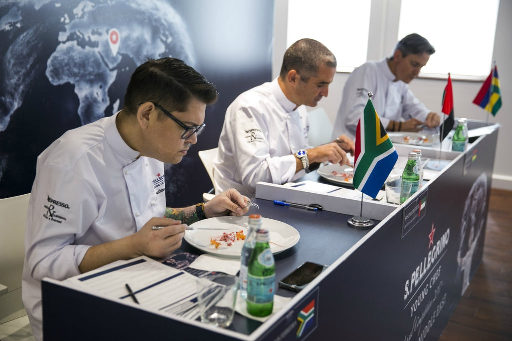 S.Pellegrino Young Chef Africa and Middle East 2017